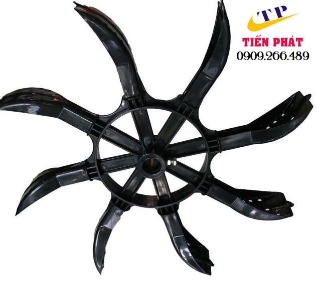 Cánh muỗng đúc đen Taiwan