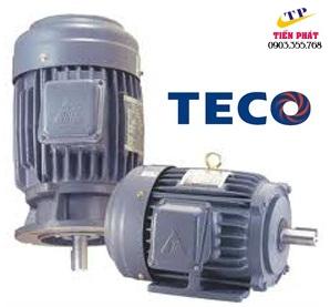 Motor_TECO_0.18KW_Vỏ Nhôm